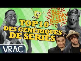 #15 Top 10 des génériques de séries sans Taupe10 Ft. Big Funk Brass [BLIND TEST MUSIQUE]