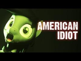 [SFM Ponies] MLP Rock Band American Idiot - ✘Kenny✘