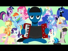 Brony Polka Animated - A My Little Pony Fandom Tribute