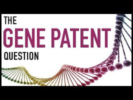 The Gene Patent Question