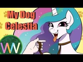 My Dog Celestia