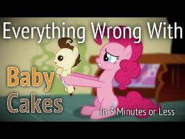 (Parody) Everything Wrong With Baby Cakes in 3 Minutes or Less