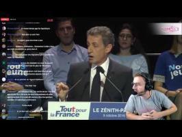 Sarkozy propose de renégocier la CEDH pour pouvoir interner préventivement des fichés S !