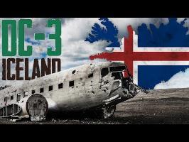 Cimetière d'AVION en Islande ! CuriosiTea
