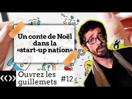 Un conte de Noël dans la «start-up nation», par Usul