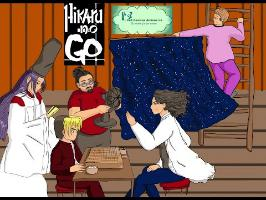 #36 - Hikaru no go - Ces dessins animés-là qui méritent qu'on s'en souvienne