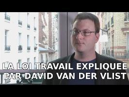 Au coin des idées #1 : La loi travail - Entretien avec David van der Vlist