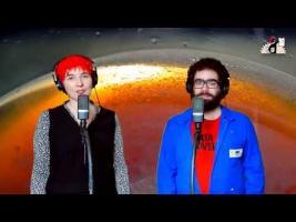 ♫ Bruxelles Bubble - Jérémie Zimmermann et la Parisienne Libérée ♫