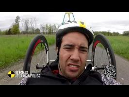 Spéciale Jeux Olympiques - Le handbike - On n'est pas que des cobayes!