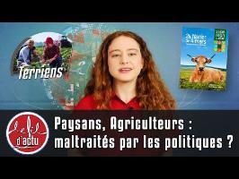 Paysans, Agriculteurs : maltraités par les politiques ?