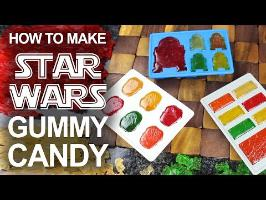 How To Make Star Wars Gummies!