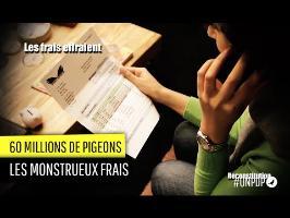 60 millions de Pigeons, les frais qui effraient