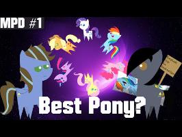 MyPonyDiscussion #1 - Qui est le Best Pony?