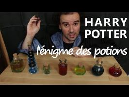 Harry Potter : l'énigme des potions - Micmaths