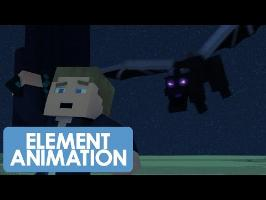 A Minecraft Adventure - Part 2 of 2 (Animation Mini-Series)