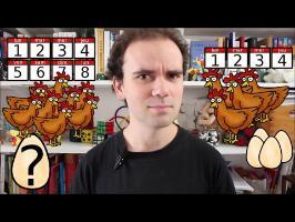 Les poules et le code de la route - Micmaths