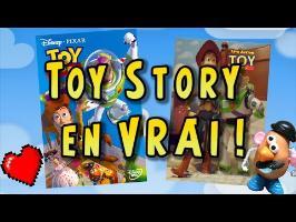 Les coups de cœurs de RaAaK #1 - Toy Story en VRAI !