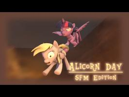 Alicorn Day - SFM Edition