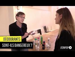 Les déodorants sont-ils dangereux ?