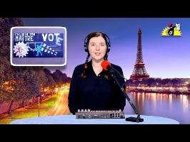 Le JT de la Parisienne Libérée [vote, état d'urgence, abeilles, nucléaire]