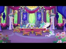 Princess Celestia (And Friends) Wait for the Next Episode of Season Six