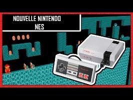 Nintendo Classic Mini NES : Le jeu vidéo retro en force pour noël