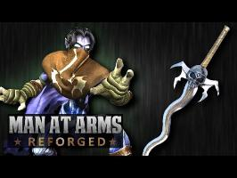 Soul Reaver Sword (Legacy of Kain) - MAN AT ARMS: REFORGED