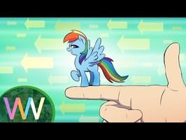 My Tiny Pony - Rainbow Dash