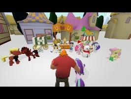SFM:Ponies A ponies christmas carol