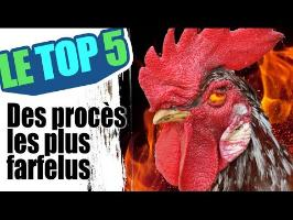Le top 5 des procès les plus farfelus