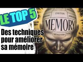 Le top 5 des techniques pour améliorer sa mémoire