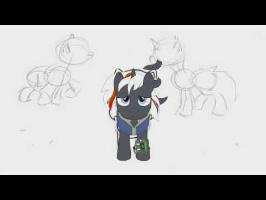 [Animatic] Fallout Equestria: The Animated Series - Episode 1 Out of the Stable