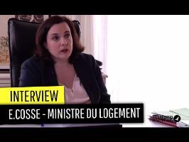 Interview d'Emmanuel Cosse sur l'encadrement des loyers