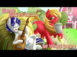 MLP Original - Eeyup (Ode To Big Mac)