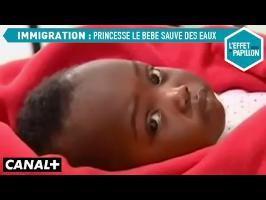 Princesse : le bébé sauvé des eaux - L'Effet Papillon