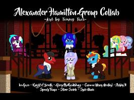 Alexander Hamilton Group Collab (ft. 8 Singers)