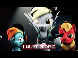 [SFM] I Hurt People (Team Fortress 2 - MLP Music Video)