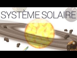 LA FORMATION DU SYSTÈME SOLAIRE, en 6 minutes
