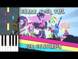 Shake Your Tail - MLP:EQG