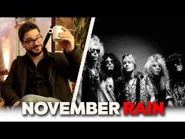 UCLA - L'histoire de NOVEMBER RAIN de GUNS'N'ROSES