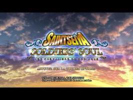 [Découverte] - Saint Seiya Soldiers Soul - PS4