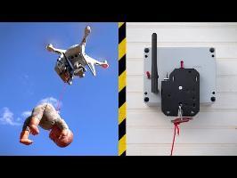 Fabrication d'un système de largage pour drone ! - Vlog Bricolage #18