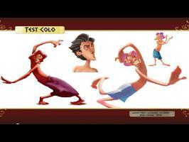 CGI Animated Breakdowns HD: Dip N' Dance - Making of by Hugo Cierzniak