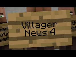 Villager News 4 (Minecraft Animation)