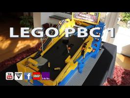 LEGO PBC 1 (Pin Ball Contraption) + littleBits