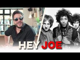 UCLA - L'histoire de HEY JOE de THE JIMI HENDRIX EXPERIENCE