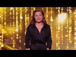 Molière de l'humour : Blanche Gardin