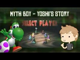 MYTH Boy - Le Yoshi Violet dans Yoshi's Story
