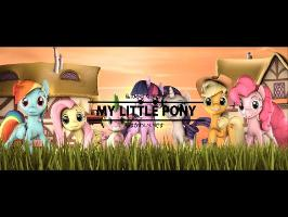 My Little Pony: Anime Opening