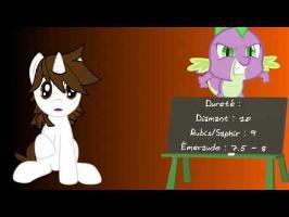 Etudes magiques n°3 : Dragon et gemmes